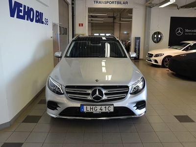 begagnad Mercedes GLC220 d 4Matic/Parkeringsvärmare/Navigation/Panoramataklucka/Dragk