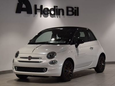 begagnad Fiat 500C 120TH 1.2 69 HK SERIE 7 MY20