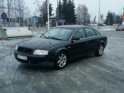 begagnad Audi A6 3.0 v6 -03