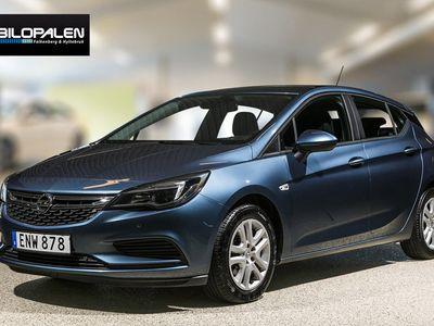 begagnad Opel Astra Enjoy 5-dörrars kom 1.6D 110