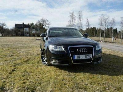 begagnad Audi A6 A6 AV 3,0 TDI Q