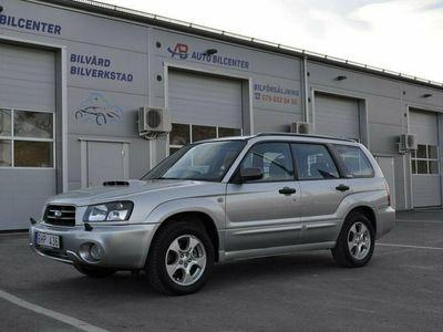 begagnad Subaru Forester 2.0 4WD Automat 177hk Sport Nyservad