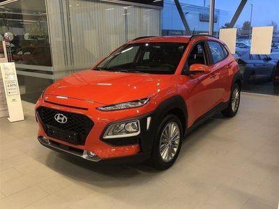 begagnad Hyundai Kona 1.0 T-GDi 2WD Nordic Edition +