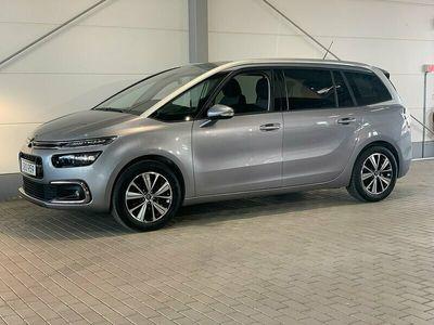 begagnad Citroën Grand C4 Picasso C4 Grand Picasso PureTech 130 EAT FEEL 2018, Personbil Pris 189 900 kr