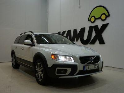 begagnad Volvo XC70 d5 summum VOC AWD