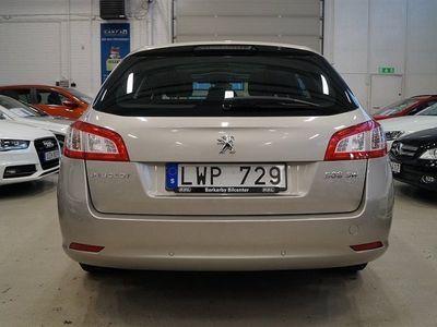 begagnad Peugeot 508 SW e-1.6 HDi (112hk) Panorama