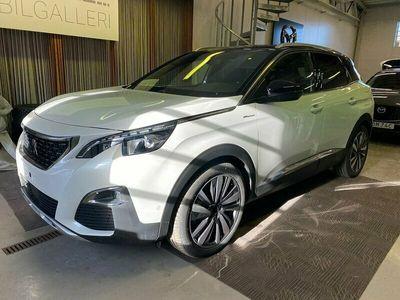 begagnad Peugeot 3008 GT Hybrid4 1.6 + 13.2 kWh 4WD EAT Euro 6 300hk