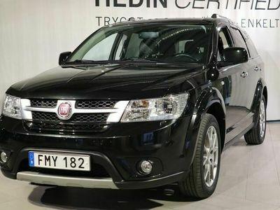 begagnad Fiat Freemont 2,0 Mjt 170Hk Lounge AWD