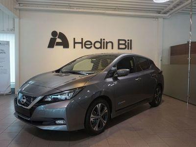 begagnad Nissan Leaf 40 kWh Single Speed Tekna