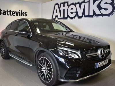 begagnad Mercedes 350 GLC Benzd Coupé 4-M Aut AMG 2018, SUV 479 500 kr