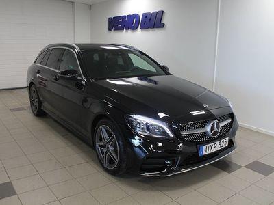 brugt Mercedes C220 d Kombi AMG Navi Drag