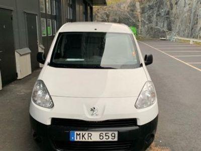 begagnad Peugeot Partner Van 1.6 HDi EGS 92hk -13