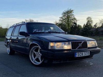 begagnad Volvo 945 D24tic