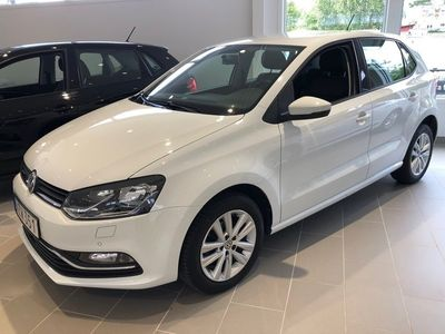 brugt VW Polo 1.2 90 MAN MASTERS