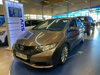 begagnad Honda Civic 2.2 i-DTEC 150hk