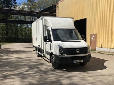 begagnad VW Crafter Chassi 2.0