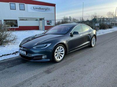 begagnad Tesla Model S 75D 333hk Svensksåld! 1 Ägare! Kanonskick!
