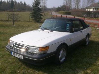 begagnad Saab 900 Cabriolet -92