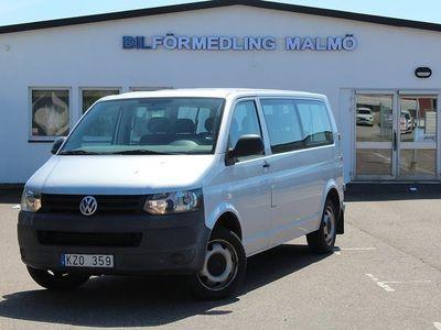 begagnad VW Caravelle 2.0 TDI 8SITS Nybes Fullser kamrem bytt