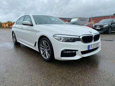 begagnad BMW 520 d Sedan M Sport Euro 6 190hk