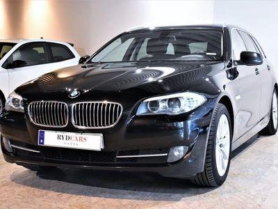 begagnad BMW 525 d xDrive 218HK SKINN SPORTPKT
