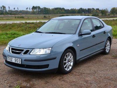 begagnad Saab 9-3 1,8T Skattad Besiktad -03