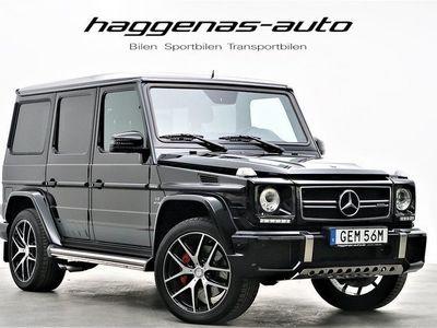 begagnad Mercedes G63 AMG AMG / Edition 463 / 571hk