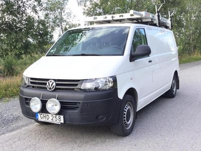 begagnad VW Transporter T5 2.0 TDI 4MOTION