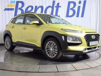 begagnad Hyundai Kona Trend 1.6 T-GDI AWD DCT Drag 1 ägare 2020, Personbil 199 400 kr