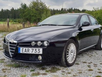 begagnad Alfa Romeo 159 1.9JTDM, Lusso - 07 -07
