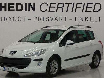 begagnad Peugeot 308 1,5HDi SW Automat Dragkrok