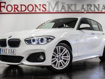 begagnad BMW 116 D M-SPORT EURO 6 3-ÅRS GARANTI