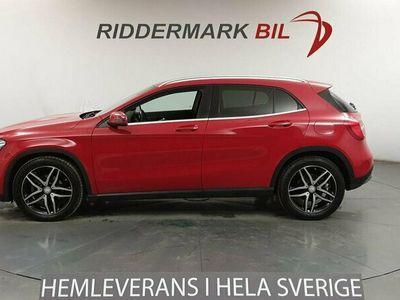 begagnad Mercedes GLA220 CDI 4MATIC Eu6 170hk B-Kam Nyservad