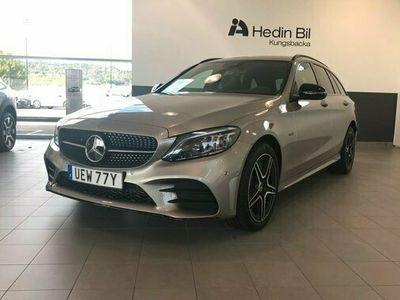 begagnad Mercedes C300 C Benzde Kombi AMG 2021, Kombi Pris 489 900 kr