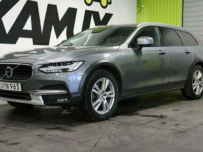 begagnad Volvo V90 CC D4 AWD | PRO