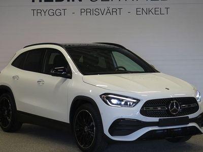 begagnad Mercedes GLA250 4MATIC