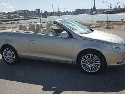 begagnad VW Eos 2,0 TFSI DSG