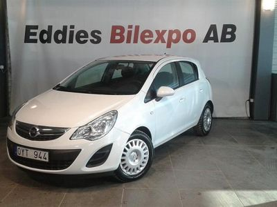 begagnad Opel Corsa 1,3 CDTI ECOFLEX Skattefri
