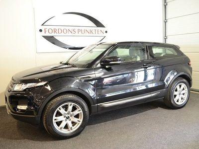 begagnad Land Rover Range Rover evoque SD4 190hk 2.49%