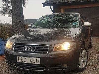begagnad Audi A3 2.0 Besiktad/skattad/byttkamrem/