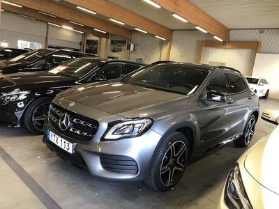 gebraucht Mercedes GLA200 AMG Aut, Nav, Panorama