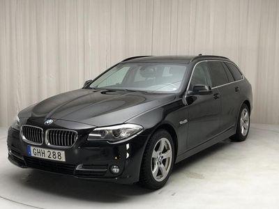 begagnad BMW 520 5-serien d Touring, F11