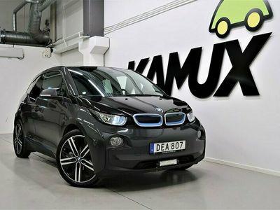 begagnad BMW i3 60 Ah REX | Skinn | H/K | Navi