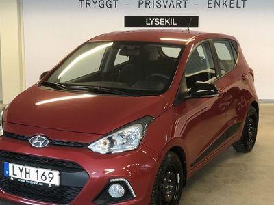 begagnad Hyundai i10 1.0 Black Line 5d /S&V-däck