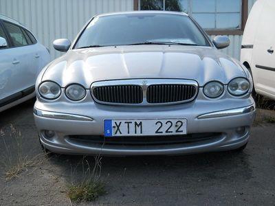 begagnad Jaguar X-type 2,0 V6 155hk