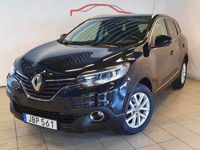 begagnad Renault Kadjar 1,6 dCi 130hk Zen 4x2