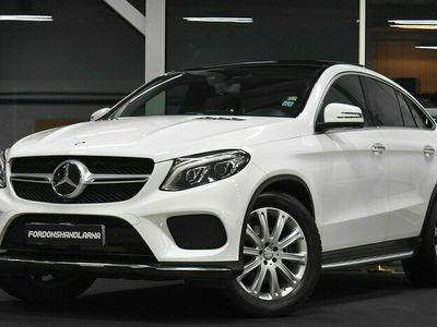 begagnad Mercedes GLE350 4MATIC COUPE AMG 258HK FRÅN 2500KR/MÅN
