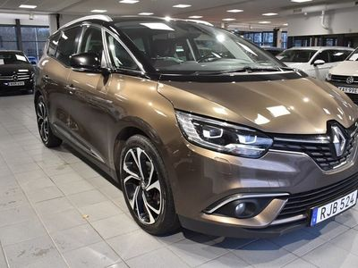 begagnad Renault Grand Scénic GRAND SCENICSCÉNIC 1.5 DCI 2017 Bose edition 2017, Kombi 179 900 kr