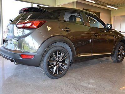 begagnad Mazda CX-3 AWD A6 2.0 Optimum 150 hk -16