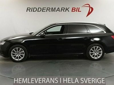 begagnad Audi A4 Avant 2.0 190hk Quattro Nyservad 2-Brukare Nybes Euro 6